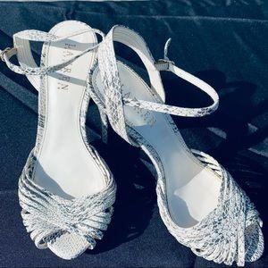 Sexy print heels